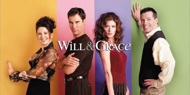 I protagonisti di Will & Grace