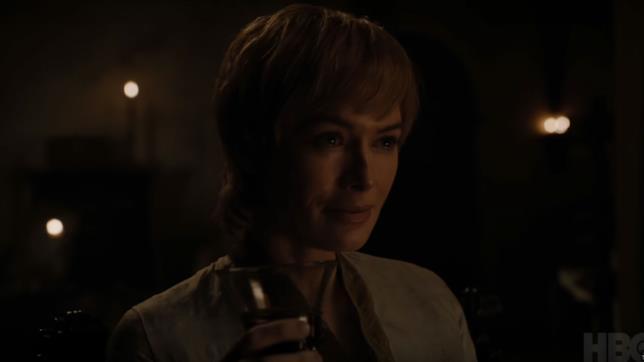 GoT 8: Cersei beve