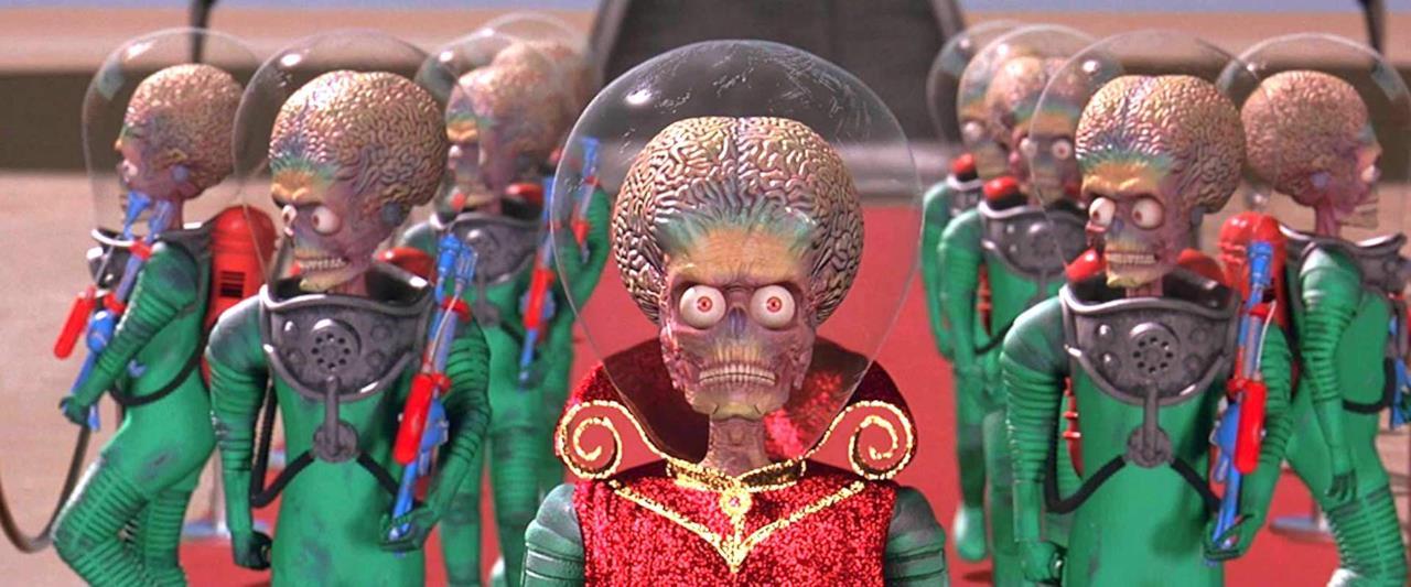 Gli alieni arrivano sulla Terra