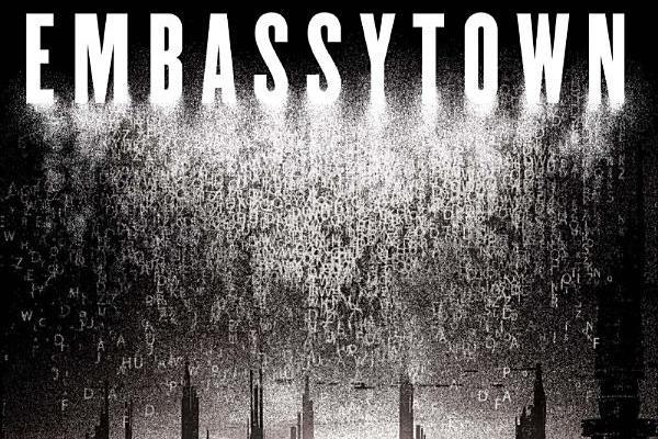 Un dettaglio della copertina di Embassytown