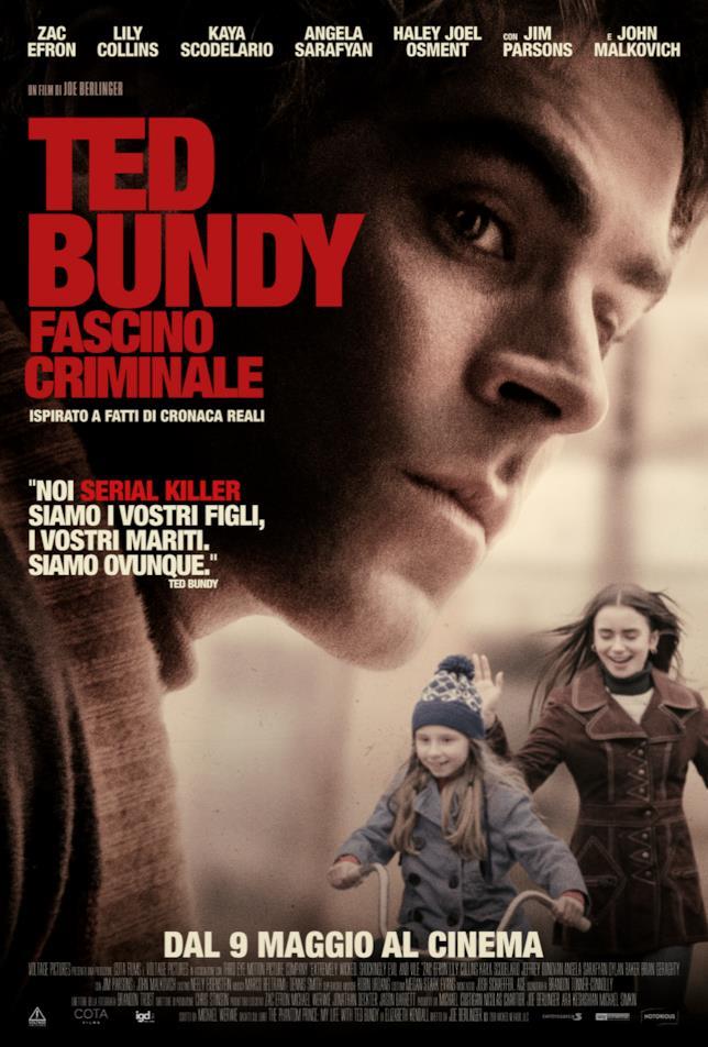 Il poster di Ted Bundy - Il fascino del male