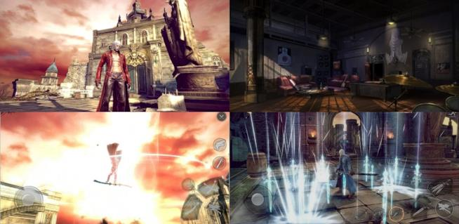 Devil May Cry: Pinnacle of Combat in uscita su iOS e Android