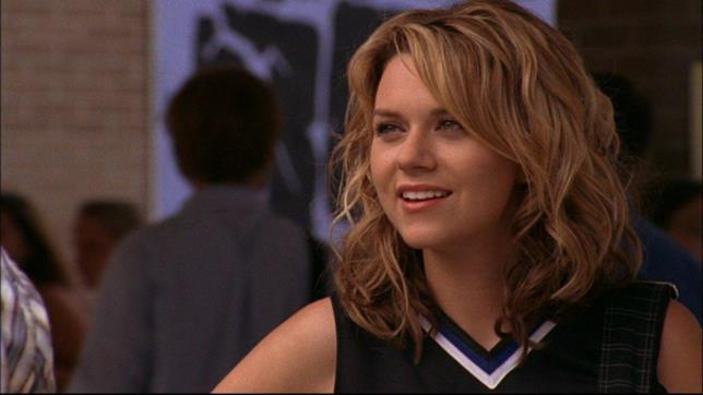 Hilarie Burton nei panni di Peyton Sawyer