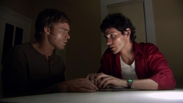 I fratelli Brian Moser e Dexter hanno la stessa pulsione omicida