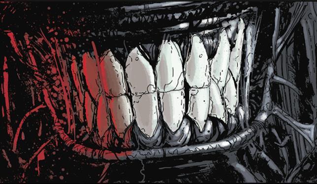 Lo xenomorfo di Aliens: Defiance