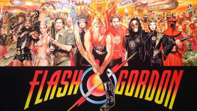 Flash Gordon: arriva un nuovo film diretto da Julius Avery