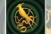 Jennifer Lawrence è Katniss Everdeen nella saga di Hunger Games