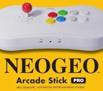Neo Geo Arcade Stick Pro, la console-controller di SNK