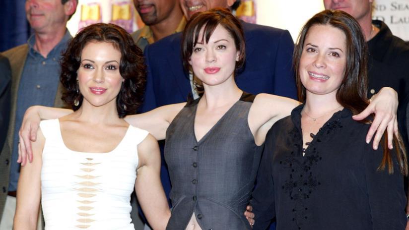 Allyssa Milano, Rose McGowan e Holly Marie Combs festeggiano 150 episodi di Streghe