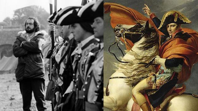 Stanley Kubrick e il progetto cinematografico Napoleon