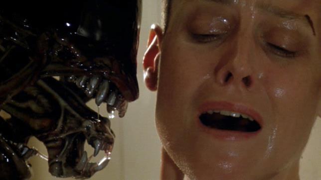 Alien 3 scena
