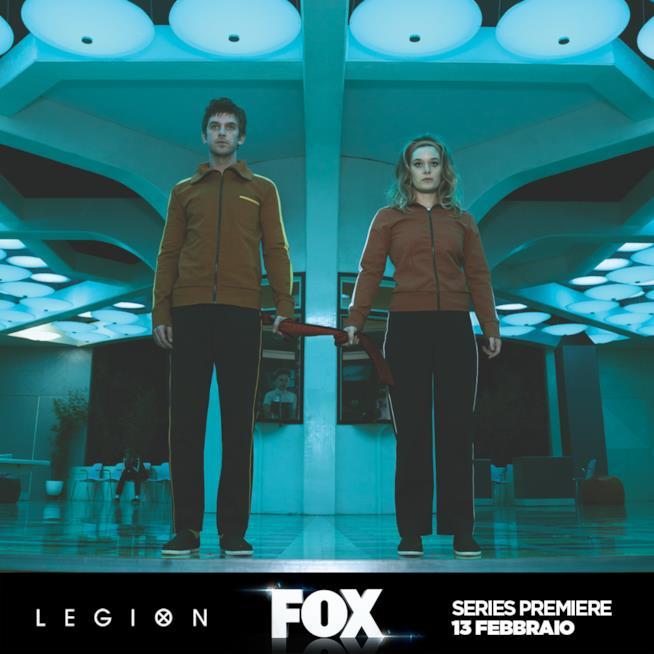 serie TV Legion