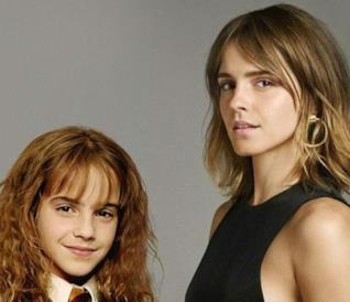 Le celebrity da giovani: Emma Watson