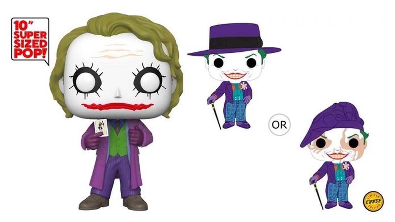 I villain di Batman (incluso il Joker) nei nuovi Funko dalla