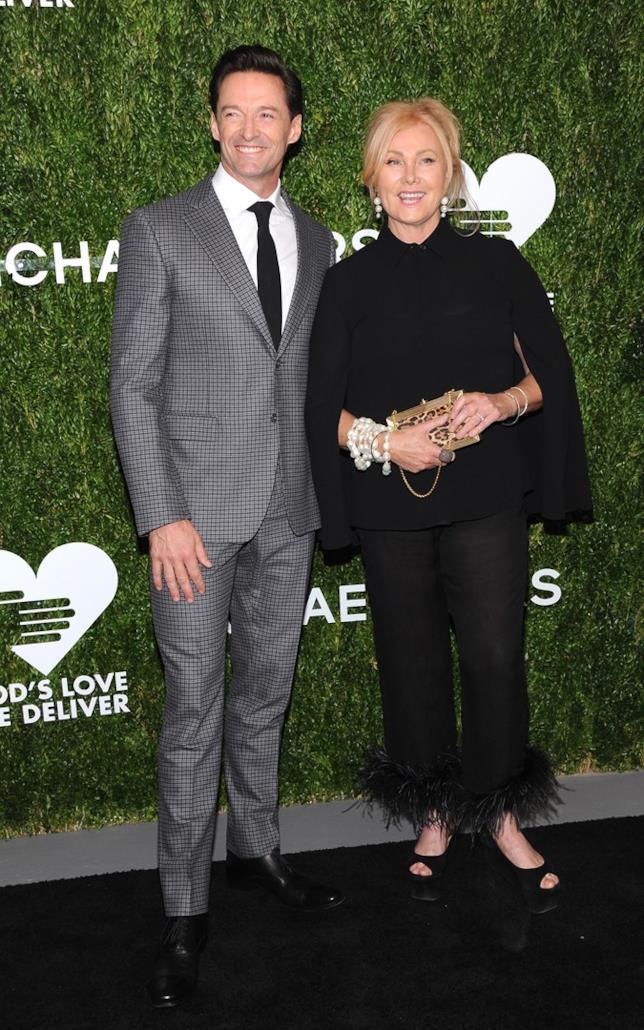 Hugh Jackman ha sposato Deborra Lee Furness nel 1996