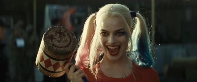 Harley Quinn nel trailer di Suicide Squad
