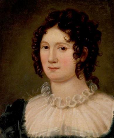 La vera Mary Shelley in un ritratto