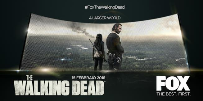 The Walking Dead 6B - nuovo Poster