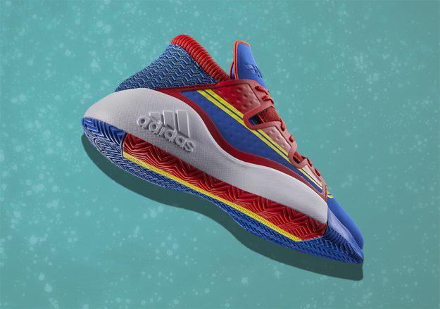 Adidas: modello Pro Vision Captain Marvel