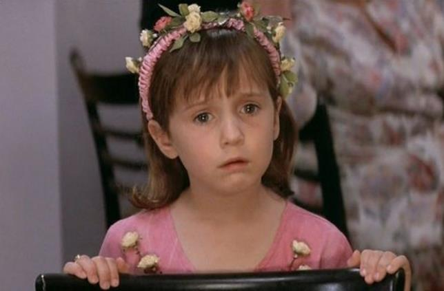 Mara Wilson in Mrs. Doubtfire - Mammo per sempre