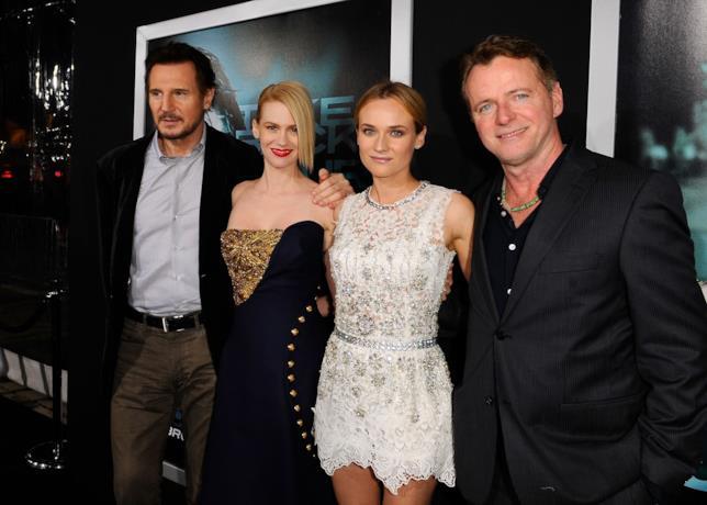 Liam Neeson, Aidan Quinn, January Jones e Diane Kruger