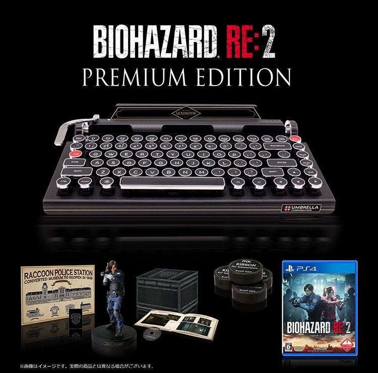Resident Evil 2 Remake uscirà il 25 gennaio 2019