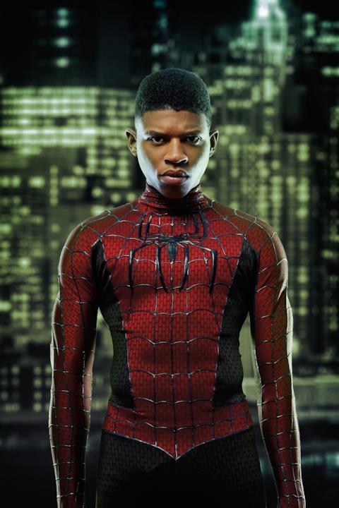 La star di Empire Bryshere Y. Gray potrebbe essere il primo Spider-Man nero