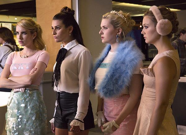La fashion Chanel in Scream Queens, look da imitare
