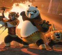 personaggi di kung fu panda 2