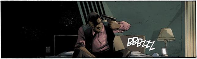 L'agente Nicholas Finch
