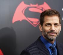 Zack Snyder fotografato a un evento
