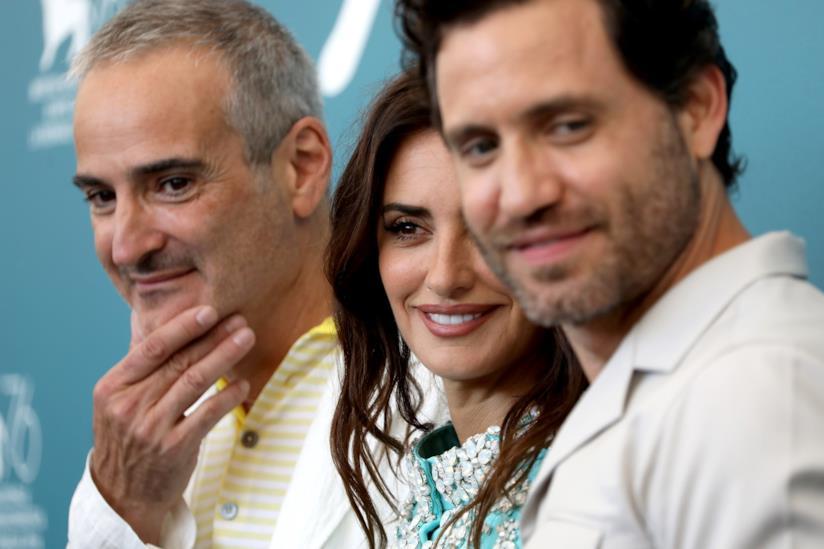 Olivier Assayas, Penélope Cruz e Édgar Ramírez