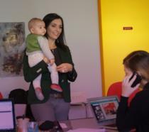 Sofia Borri è uno dei volti di Questione di Merito, campagna FoxLife e The Circle