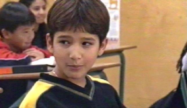 L'attore Tyler Poser