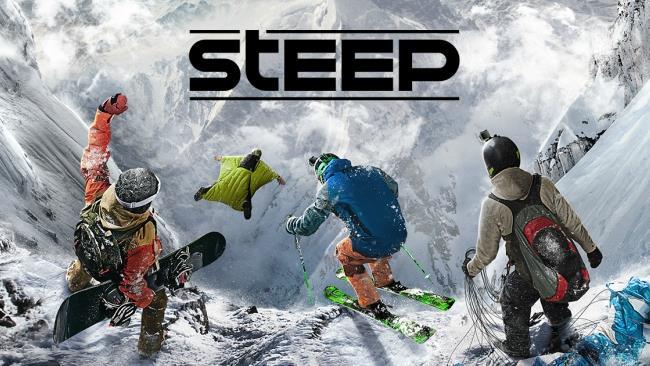 Immagine promozionale di Steep