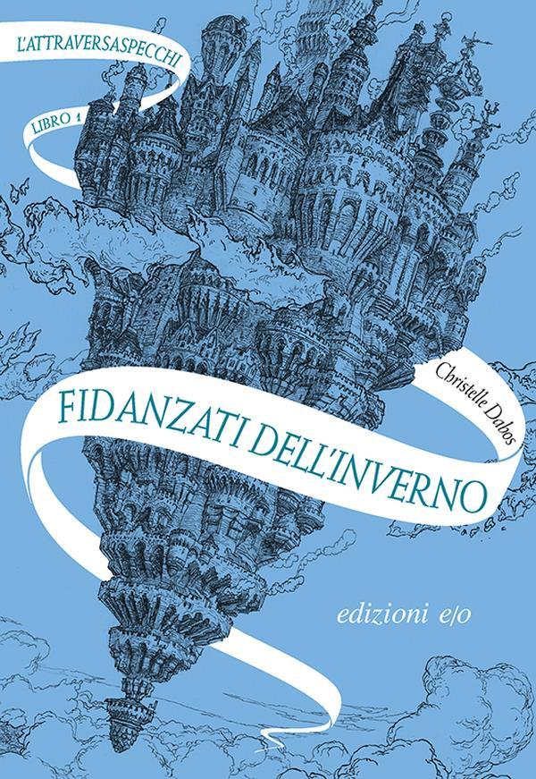 La copertina del primo volume de L'attraversaspecchi