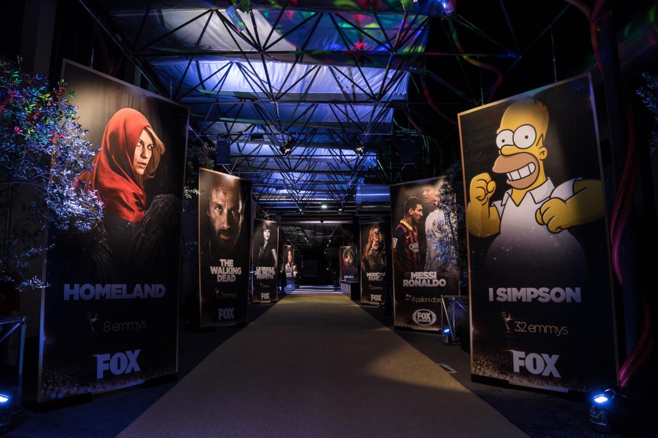 Alcune delle Serie TV in onda sui canali FOX