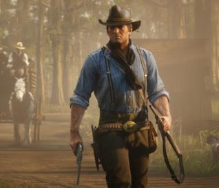 Red Dead Redemption 2 si mostra in una nuova galleria di immagini