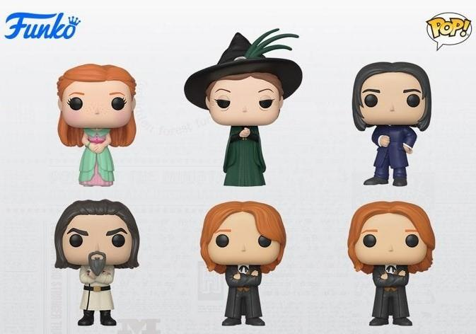I Funko di Harry Potter