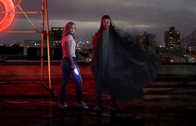 Cloak & Dagger: un poster promozionale dalla serie TV