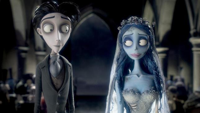 La Sposa Cadavere di Tim Burton