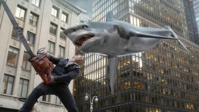 Sharknado, il film arriva al quarto capitolo