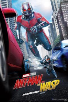 Ant-Man e Wasp corrono nel traffico