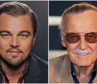 Un primo piano di Leonardo DiCaprio