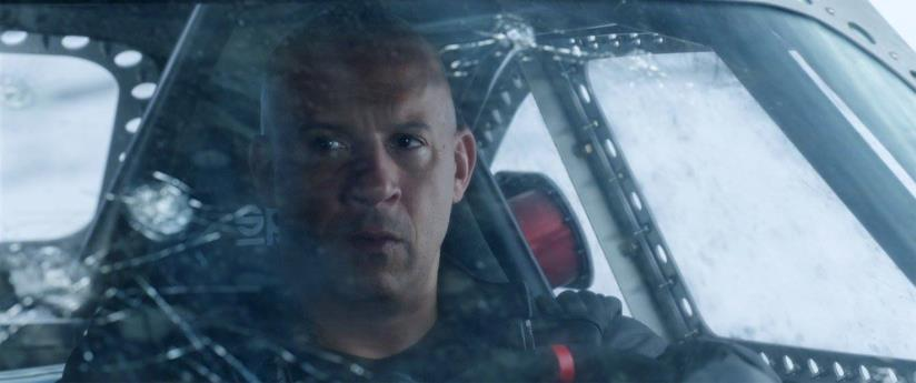 Vin Diesel nella saga di Fast & Furious