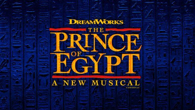 Logo del musical de Il Principe d'Egitto