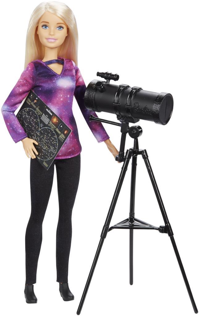 Le Barbie di National Geographic arriveranno in autunno