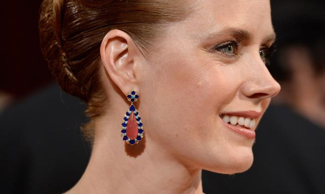 L'attrice nominata all'Oscar Amy Adams
