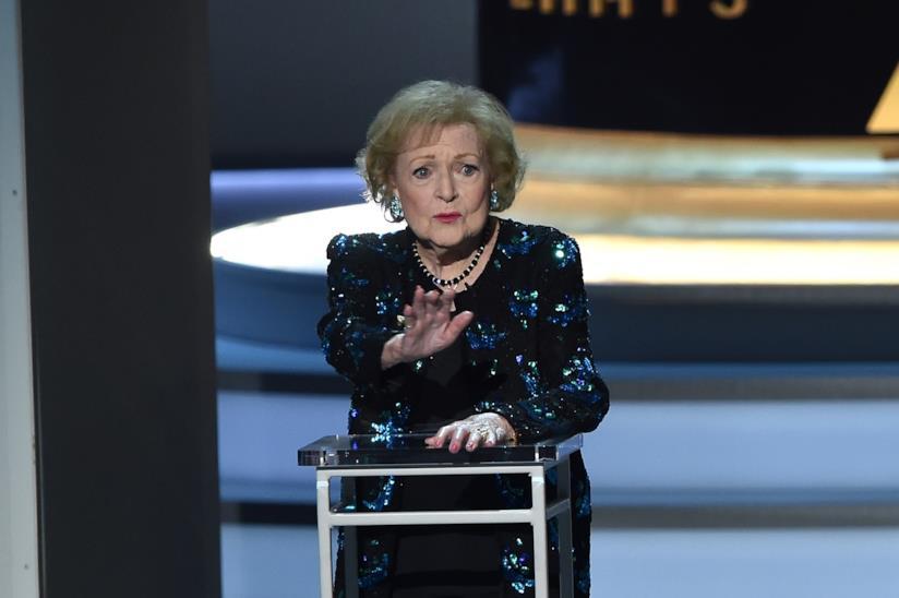 Betty White agli Emmy 2018