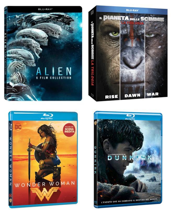 Le idee regalo Warner Bros. per gli amici cinefili